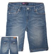 Levi's Sweetie Denim Bermuda Shorts - Girls 7-16
