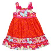 Youngland Butterfly Sundress - Toddler
