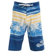 Corona Palm Tree Board Shorts - Men