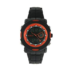 Peugeot Men's Analog & Digital Chronograph Watch - 1024