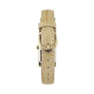 Peugeot Women's Leather Watch - 3017TN