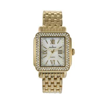 Peugeot Women's Crystal Watch - 7080G