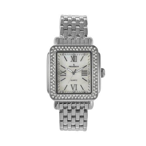 Peugeot Women's Crystal Watch - 7080S