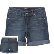 Levi's Creekside Cuffed Denim Shorts - Girls 7-16