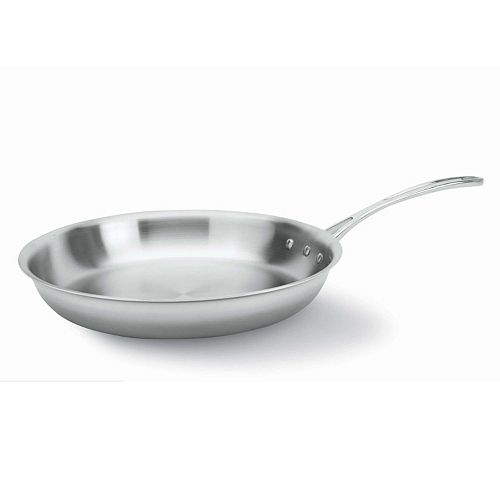 Calphalon Tri-Ply Stainless Steel 12-in. Omelet Pan