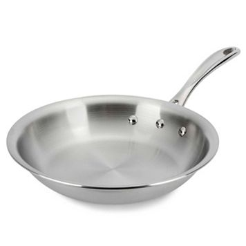 Calphalon Tri-Ply Stainless Steel 8-in. Omelet Pan
