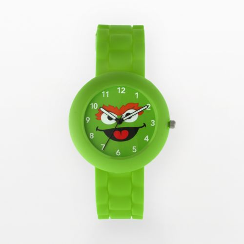 Sesame Street Oscar the Grouch Green Watch - Kids