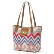 Bridge Road Zigzag Summit Tote