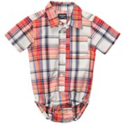 OshKosh B'gosh Plaid Bodysuit - Baby