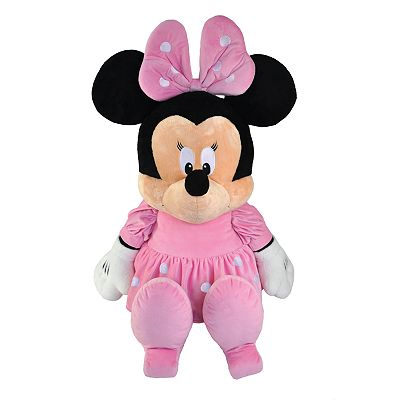 Disney Mickey Mouse and Friends Minnie Mouse Plush Toy by Kids Preferred