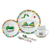 The World of Eric Carle 5-pc. Melamine Feeding Set by Kids Preferred