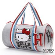 Hello Kitty Gym Duffle Bag