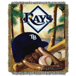Tampa Bay Rays Tapestry Throw by Northwest