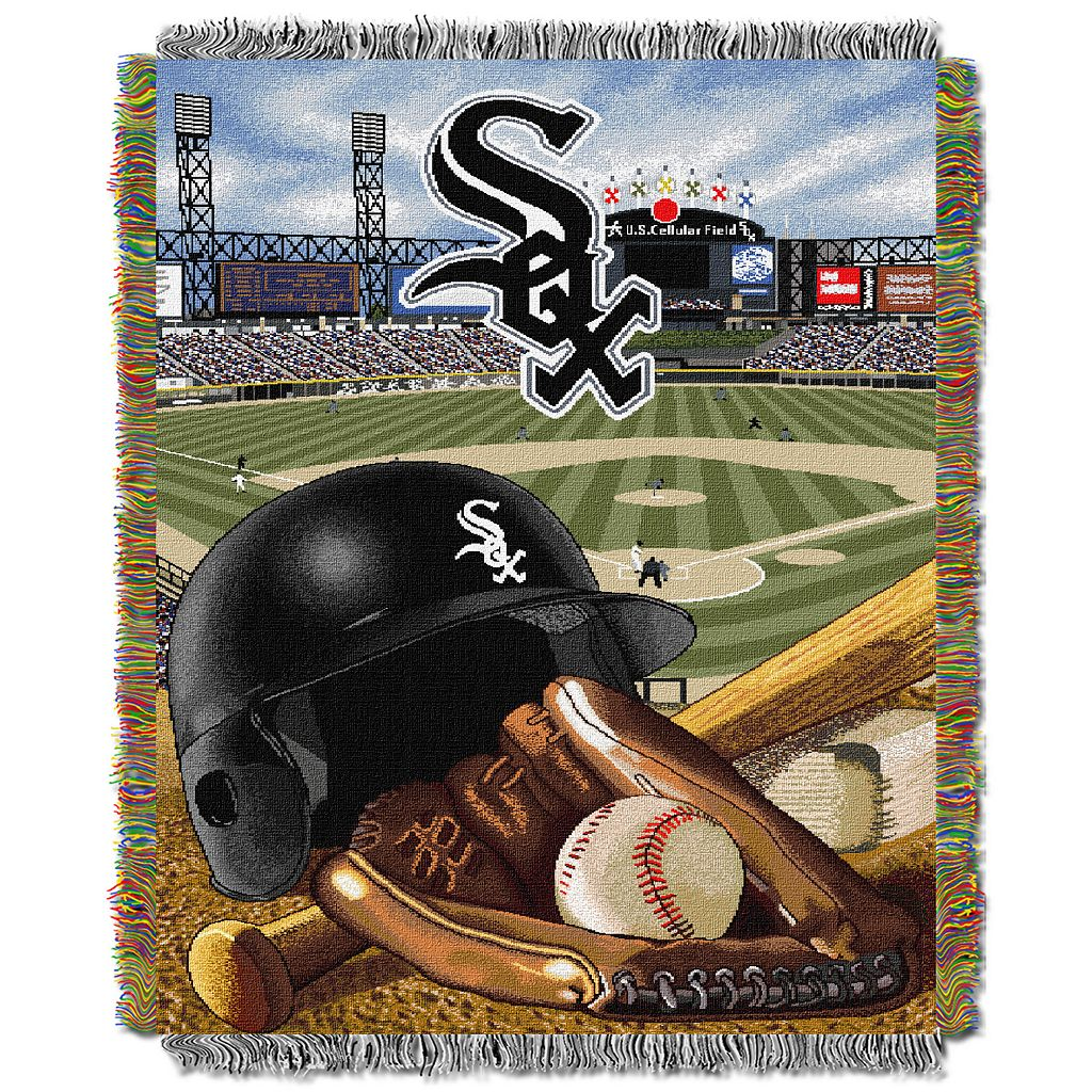 Chicago White Sox Tapestry Throw by Northwest