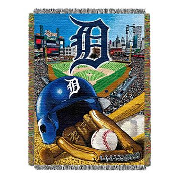 Detroit Tigers Tapestry Throw by Northwest