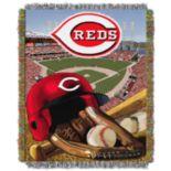 Cincinnati Reds Tapestry Throw by Northwest