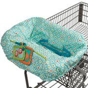 Boppy Deco Striped Shopping Cart and High Chair Cover