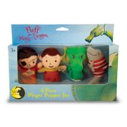 Puff the Magic Dragon 4-pc. Finger Puppet Set by Kids Preferred