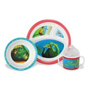 Puff the Magic Dragon 5-pc. Melamine Feeding Set by Kids Preferred