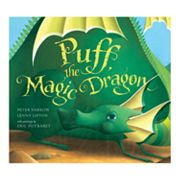 Puff the Magic Dragon Book and CD Set by Kids Preferred