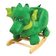 Puff the Magic Dragon Plush Rocker by Kids Preferred