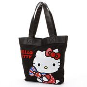 Hello Kitty British Flag Bow Tote