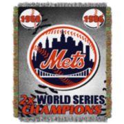 New York Mets Commemorative Throw by Northwest