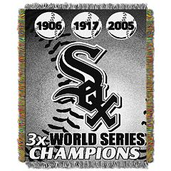 Chicago White Sox Commemorative Throw by Northwest