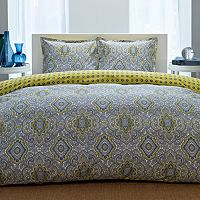 City Scene Milan 3 pc Duvet Cover Set - King