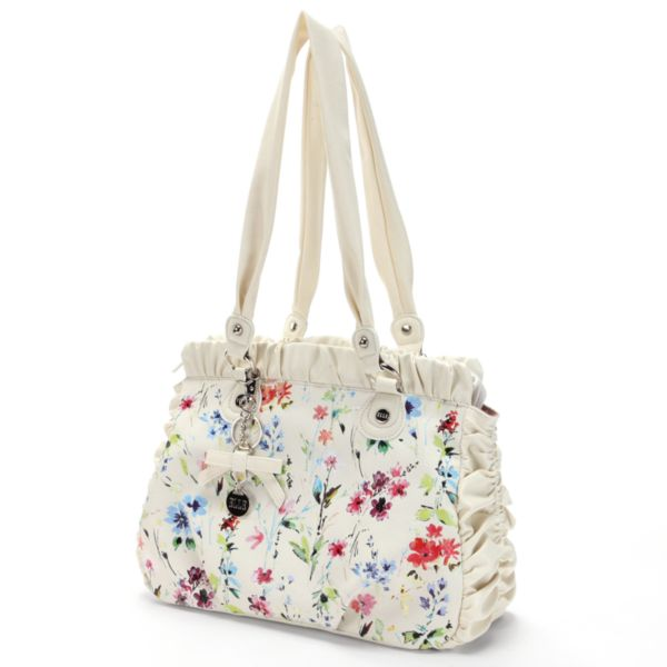 ELLE Juliette Floral Shopper