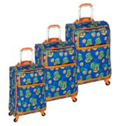 Heys USA Luggage, Aerolite Hearts 3-pc. Spinner Luggage Set