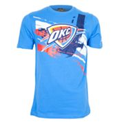 Oklahoma City Thunder Splatter Tee - Men