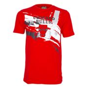 Chicago Bulls Splatter Tee - Men