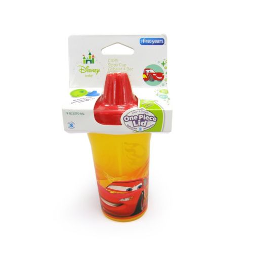 Disney / Pixar Cars Basic Slim-Line Sippy Cup by The First Years