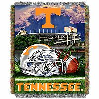 Tennessee Volunteers Tapestry Throw by Northwest