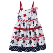 Bonnie Jean Star Sundress - Toddler