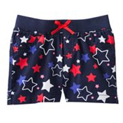 Jumping Beans Star Shorts - Toddler