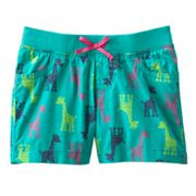 Jumping Beans Giraffe Shorts - Toddler