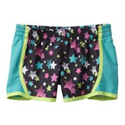 Jumping Beans Star Active Shorts - Toddler