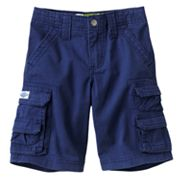 Lee Solid Cargo Shorts - Boys 4-7x