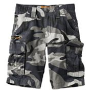 Lee Camouflage Cargo Shorts - Boys 4-7x