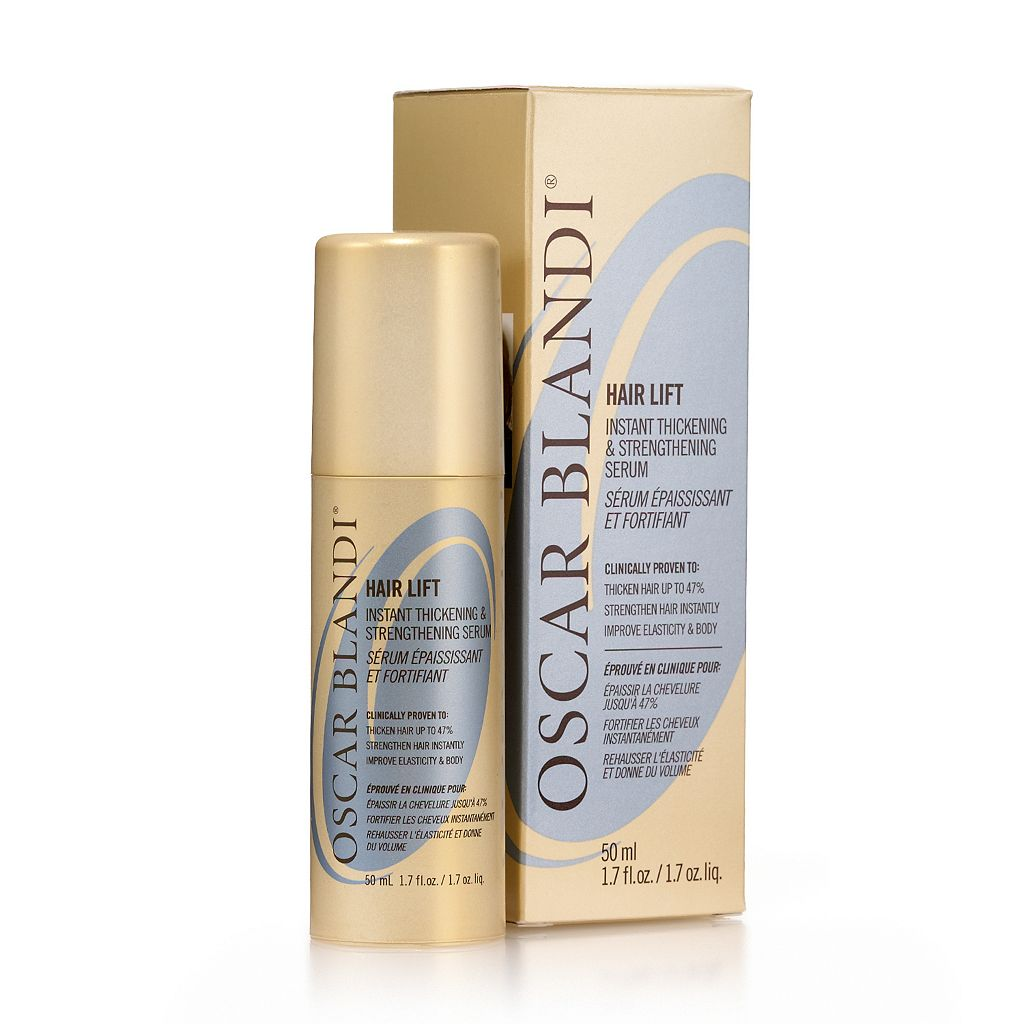 Oscar Blandi Hair Lift Instant Thickening & Strengthening Serum