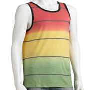 Hang Ten Rasta Stripe Tank - Men