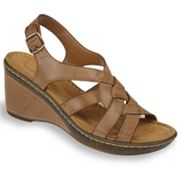 NaturalSoul by naturalizer Haddix Wedge Sandals - Women