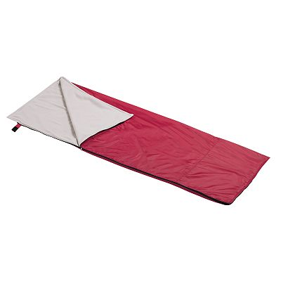 Wenzel Reversible Fleece Blanket and Sleeping Bag Liner