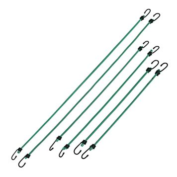 Wenzel 6-pc. Shock Cord Set