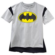 Batman Cape Tee - Boys 4-7