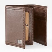 Dockers Extra-Capacity Leather Trifold Wallet