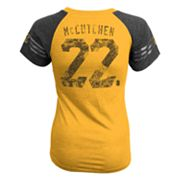 adidas Pittsburgh Pirates Andrew McCutchen Jersey Tee - Girls 7-16