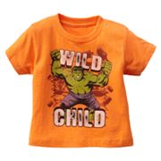 Hulk Wild Child Tee - Toddler